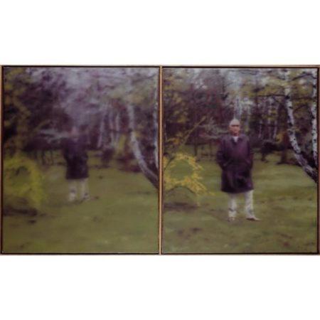 Gerhard Richter-Heinz Kuhn-1970