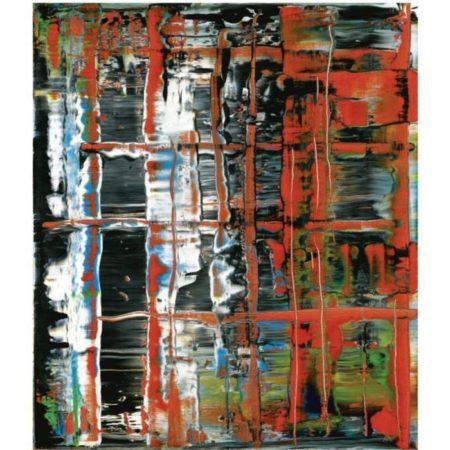Gerhard Richter-Abstraktes Bild 777-3 (Abstract Painting 777-3)-1992