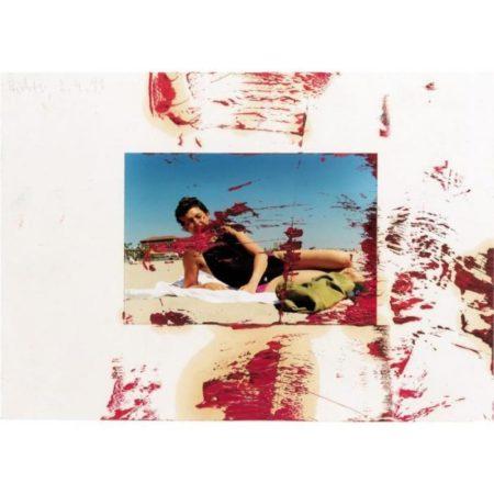 Gerhard Richter-Ohne Titel (2.4.91) / Untitled (2.4.91)-1991