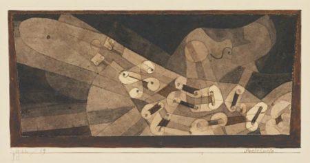 Paul Klee-Aeolsharfe (Aeolian Harp)-1922
