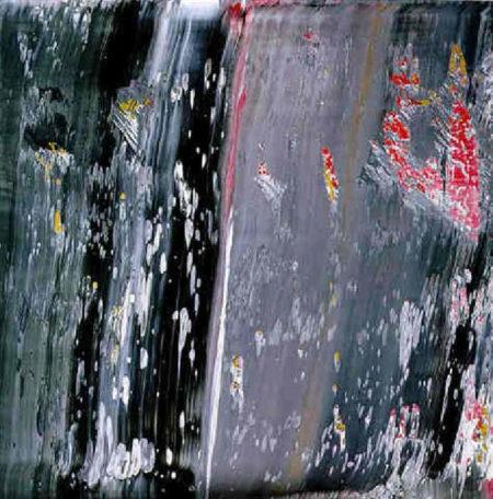 Gerhard Richter-Ganz Abstrakt-1988