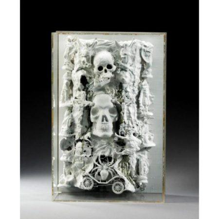 Niki de Saint Phalle-Portail de la mort-1963