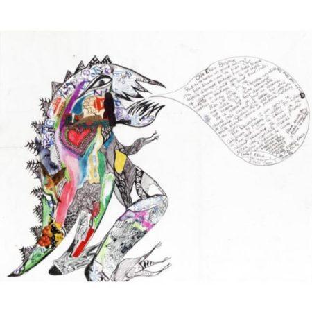Niki de Saint Phalle-Letter to Erika-