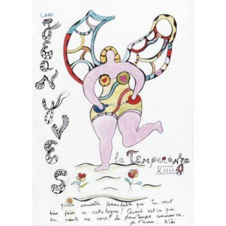 Niki de Saint Phalle-La temperanza-