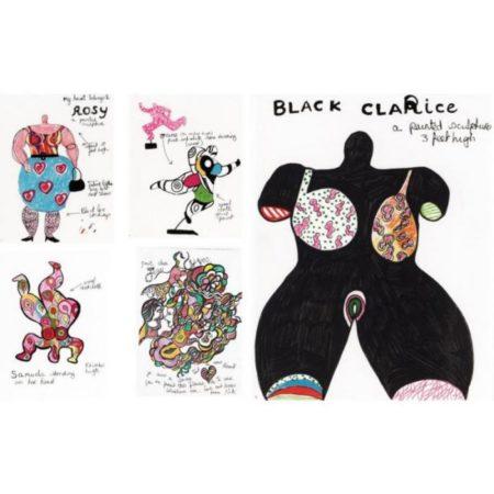Niki de Saint Phalle-Les nanas-