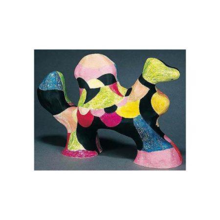 Niki de Saint Phalle-Chameau-1970