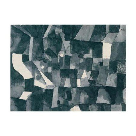 Paul Klee-Ohne Titel (Untitled)-1915