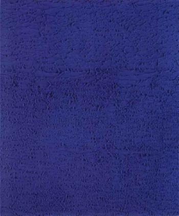 Yves Klein-Untitled-1959