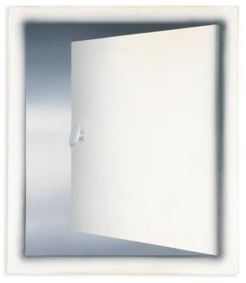 Gerhard Richter-Kleine Tur (Small Door)-1967