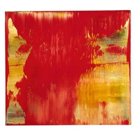Gerhard Richter-Abtraktes Bild 817-4 (Abstract Painting 817-4)-1994