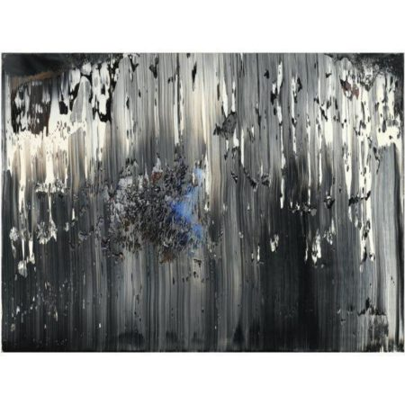 Gerhard Richter-Grat 2 (Ridge 2)-1989