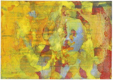 Gerhard Richter-Ohne Titel (7.4.88) / Untitled (7.4.88)-1988