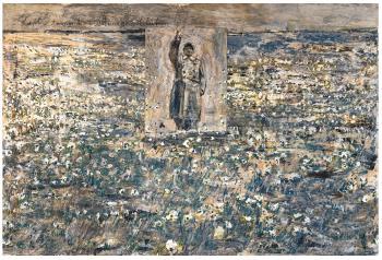 Anselm Kiefer-Lasst 1000 Blumen Bluhen (Let a 1000 Flowers Bloom)-1998