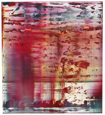 Gerhard Richter-Abstraktes Bild 845-7 (Abstract Painting 845-7)-1997