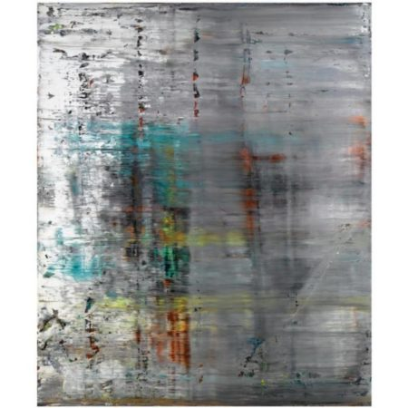 Gerhard Richter-Abstraktes Bild 724-5 (Abstract Painting 724-5)-1990