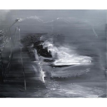 Gerhard Richter-Woman in Glider-1968