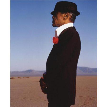 Annie Leibovitz-Sammy Davis Jnr., Las Vegas-1989