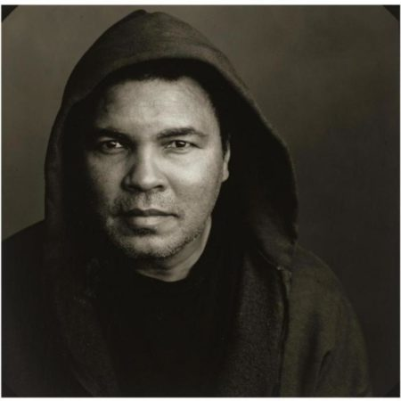 Muhammad Ali, New York-1996