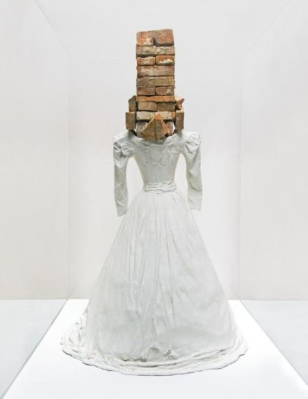 Anselm Kiefer-Frauen Der Antike - Phyrne-1998