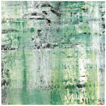 Gerhard Richter-Cage Grid (Single Part N)-2011