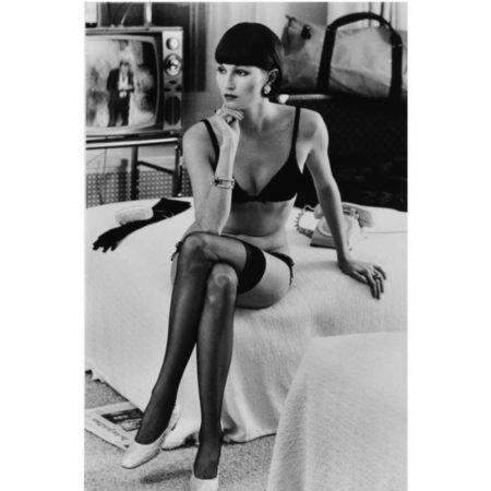 Helmut Newton-Viviane F.Hotel Volney, New York-1972