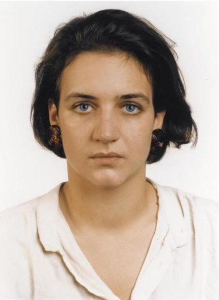 Thomas Ruff-Blue Eyes C.F - B.E/M.B - B.E-1991