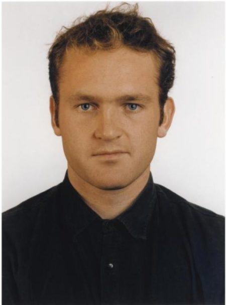 Thomas Ruff-Blue Eyes M.V - B.E/L.C - B.E-1991