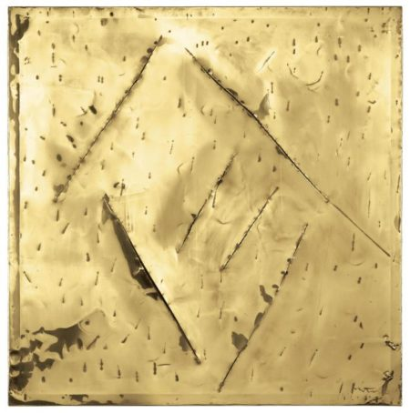 Lucio Fontana-Concetto Spaziale, New York 11-1962
