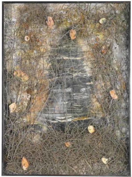 Anselm Kiefer-20 Jahre Einsamkeit (20 Years of Solitude)-2008