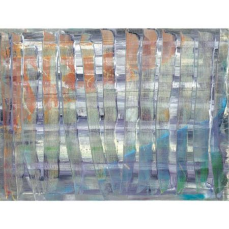 Gerhard Richter-Abstraktes Bild 758-4 (Abstract Painting 758-4)-1992