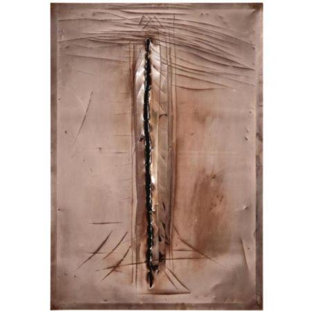 Lucio Fontana-Concetto Spaziale, New York 15-1962