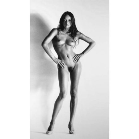 Helmut Newton-Big Nude Verina, Nice (1993)-1993