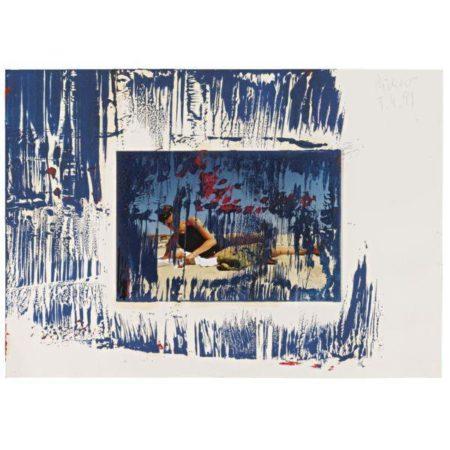 Gerhard Richter-Ohne Titel (3.4.91) / Untitled (3.4.91)-1991