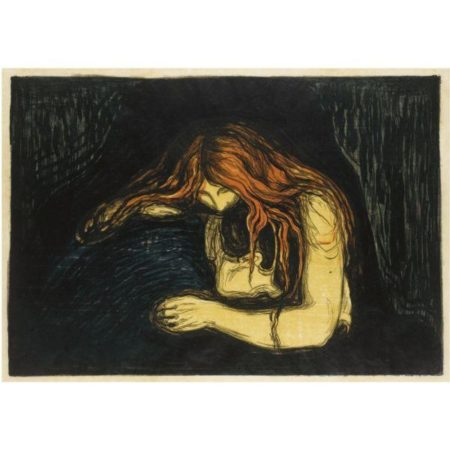 Vampyr II / Vampire II / Liebe und Schmerz (Woll 41; Sch. 34)-1902