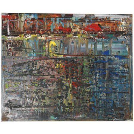 Gerhard Richter-Abstraktes Bild 714-1 (Abstract Painting 714-1)-1990