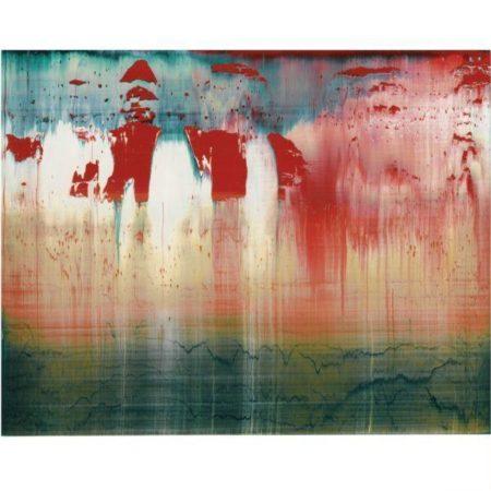 Gerhard Richter-Fuji 839-106-1996