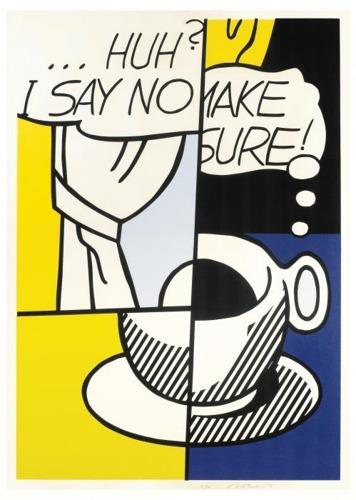 Roy Lichtenstein-...Huh?-1976