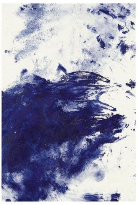Yves Klein-Ant 30-1960