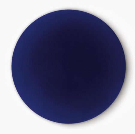 Anish Kapoor-Wounds and Absent Objects (Blue Circle)-1996