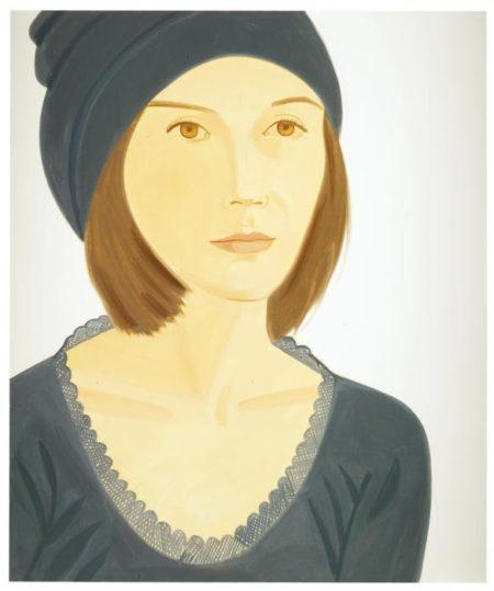 Alex Katz-Tara-2003