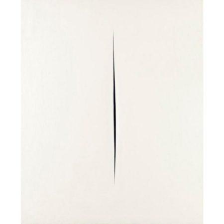 Lucio Fontana-Concetto spaziale, Attesa-1966