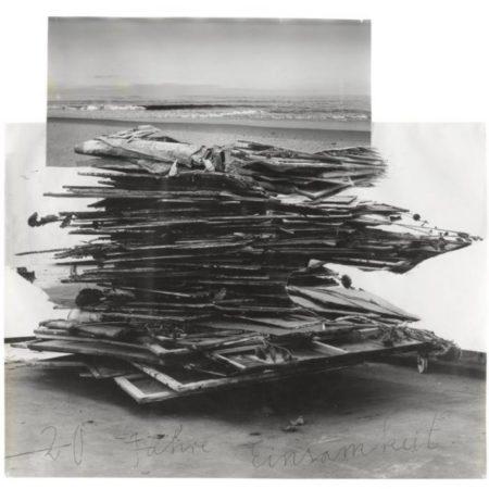 Anselm Kiefer-20 Jahre Einsamkeit (20 Years of Solitude)-1991