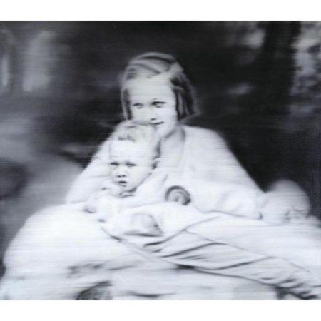 Gerhard Richter-Tante Marianne (Aunt Marianne)-1965