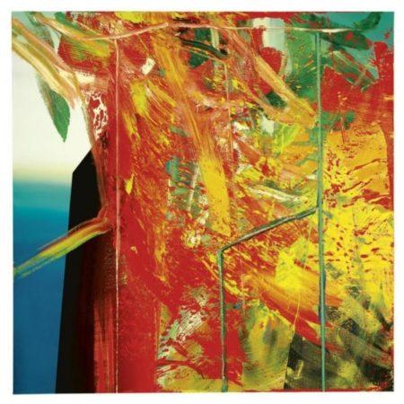 Gerhard Richter-Stuhl (Chair)-1985