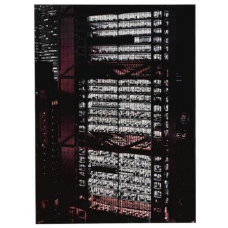 Andreas Gursky-Hong Kong, Shanghai Bank-1994