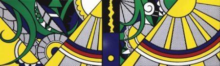 Roy Lichtenstein-Composition-1969