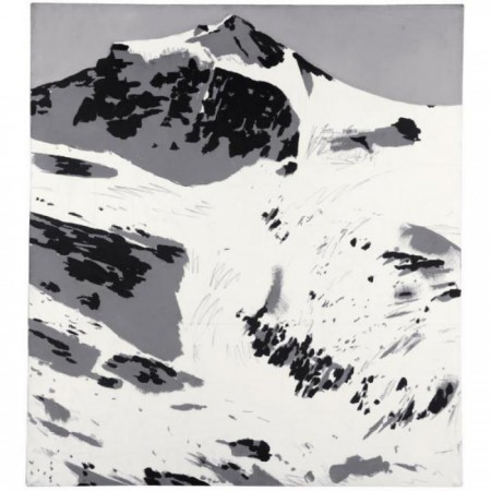 Gerhard Richter-(Gebirge) Mountains-1968