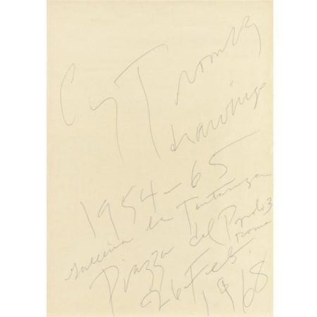 Cy Twombly-Untitled-1968