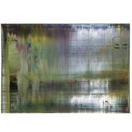 Gerhard Richter-Abstraktes Bild 840-6 (Abstract Painting 840-6)-1997