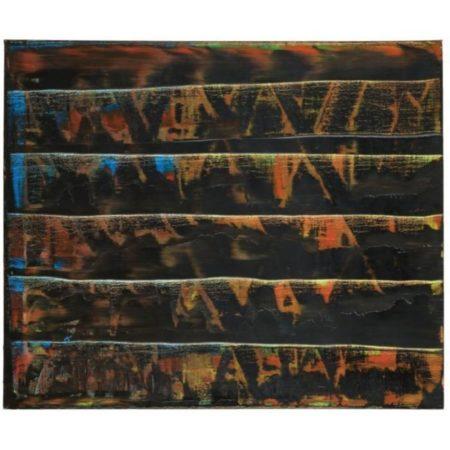 Gerhard Richter-Abstraktes Bild 763-7 (Abstract Painting 763-7)-1992